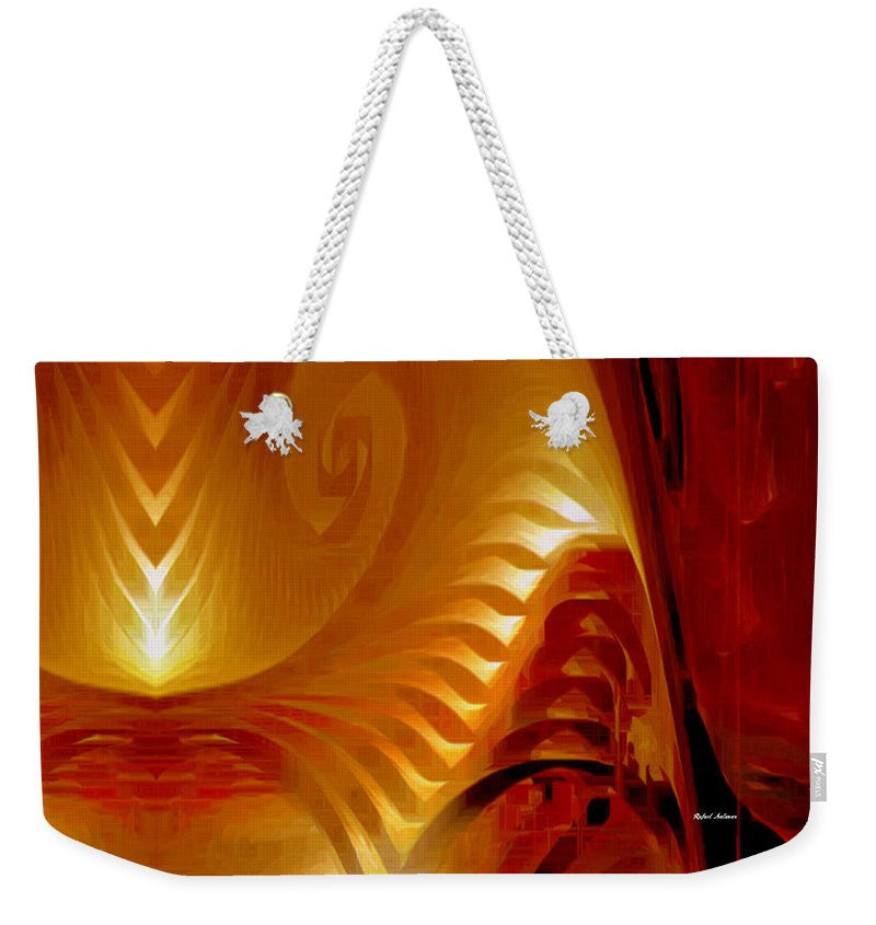 Weekender Tote Bag - Abstract 9718