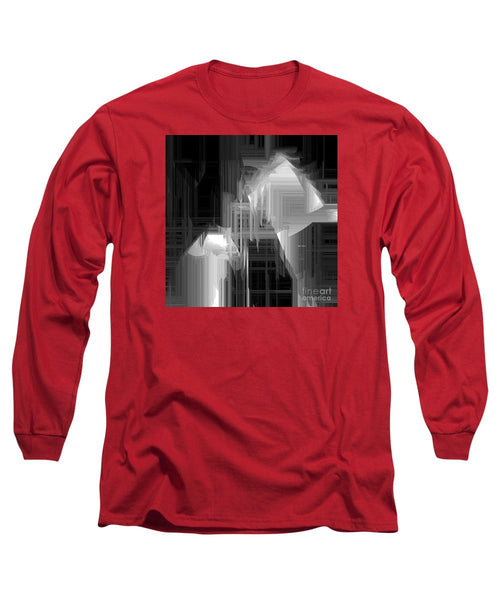 Long Sleeve T-Shirt - Abstract 9720