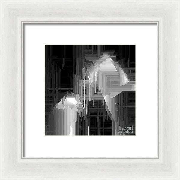 Framed Print - Abstract 9720