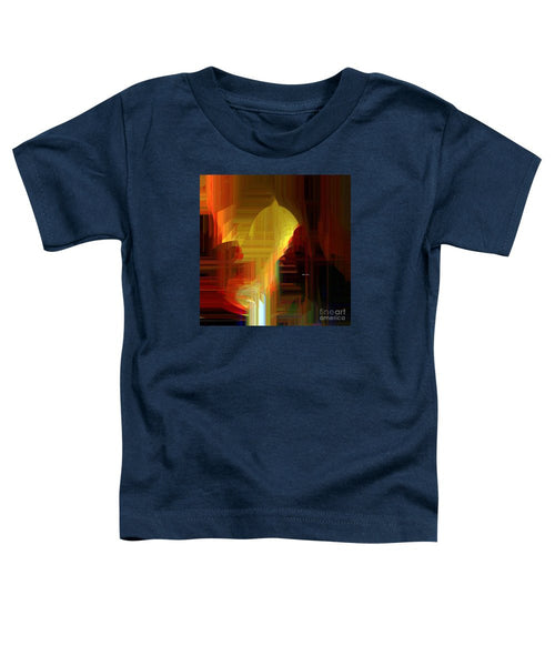 Toddler T-Shirt - Abstract 9721