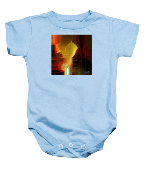 Baby Onesie - Abstract 9721