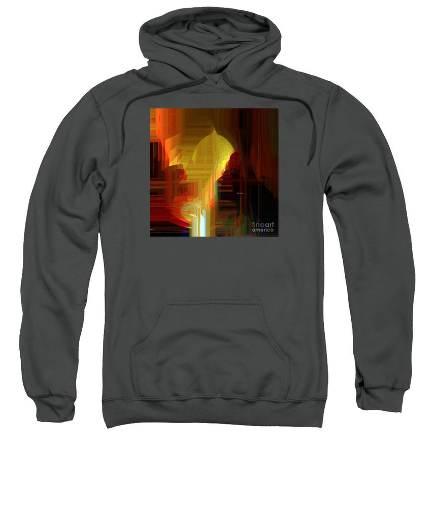 Sweatshirt - Abstract 9721
