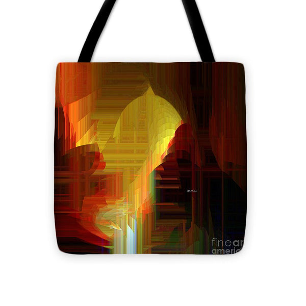 Tote Bag - Abstract 9721