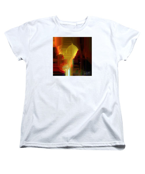 Women's T-Shirt (Standard Cut) - Abstract 9721