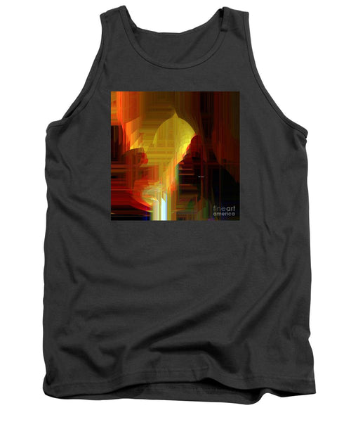 Tank Top - Abstract 9721