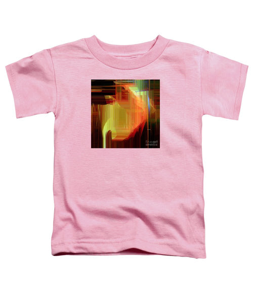 Toddler T-Shirt - Abstract 9722