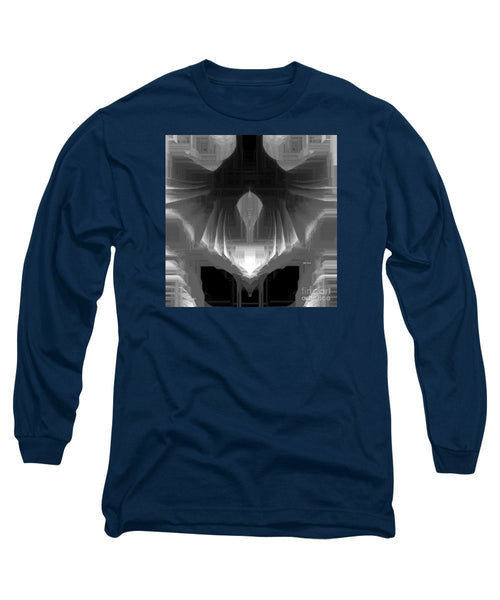 Long Sleeve T-Shirt - Abstract 9723