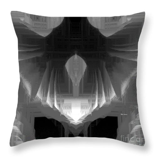 Throw Pillow - Abstract 9723