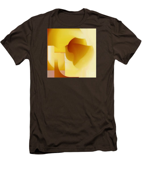 Men's T-Shirt (Slim Fit) - Abstract 9726