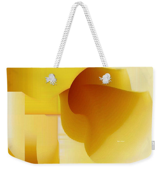Weekender Tote Bag - Abstract 9726