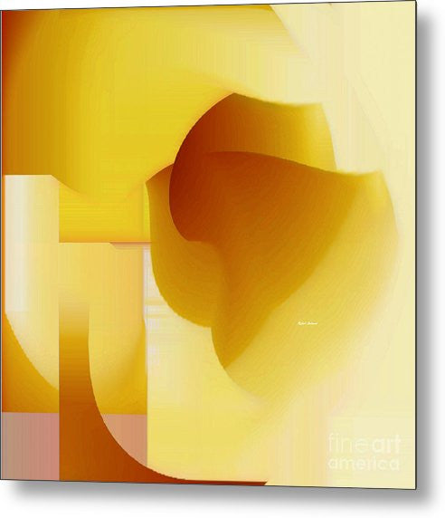 Metal Print - Abstract 9726