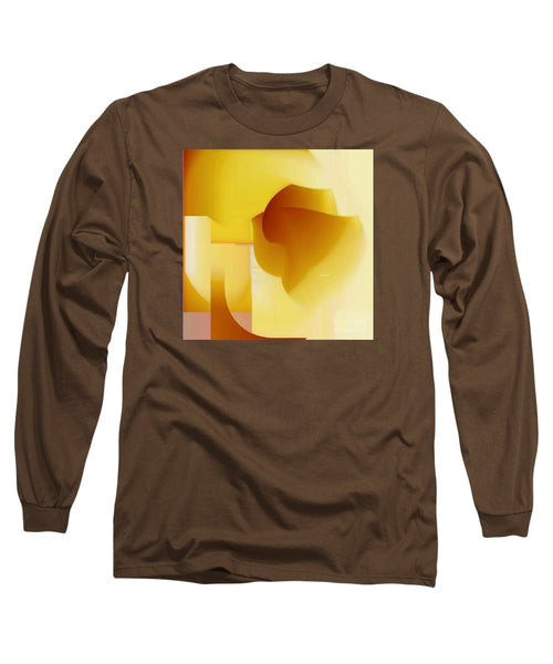 Long Sleeve T-Shirt - Abstract 9726