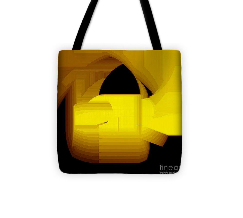 Tote Bag - Abstract 9727