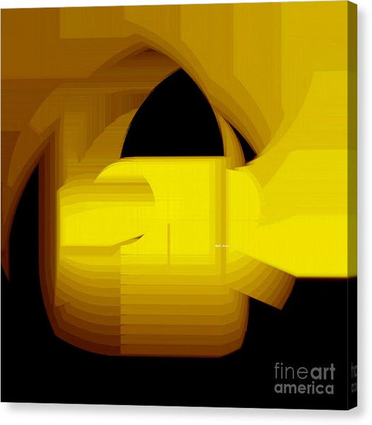 Canvas Print - Abstract 9727