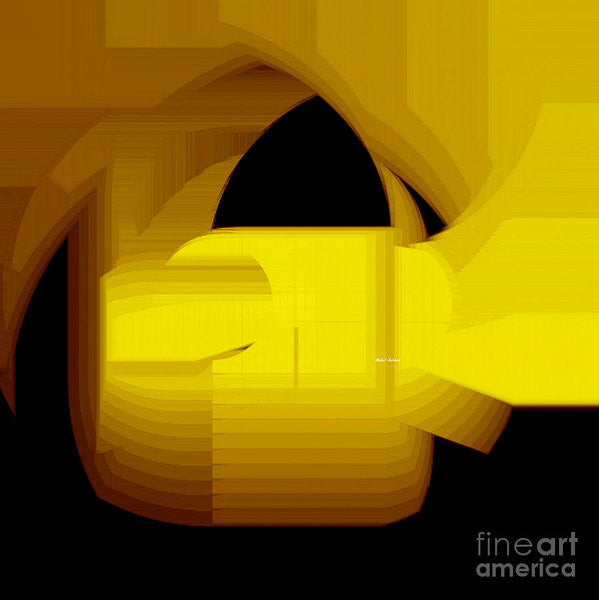 Art Print - Abstract 9727