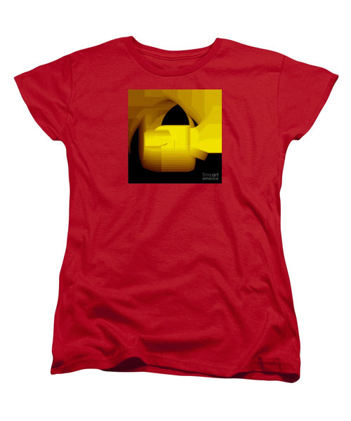 Women's T-Shirt (Standard Cut) - Abstract 9727