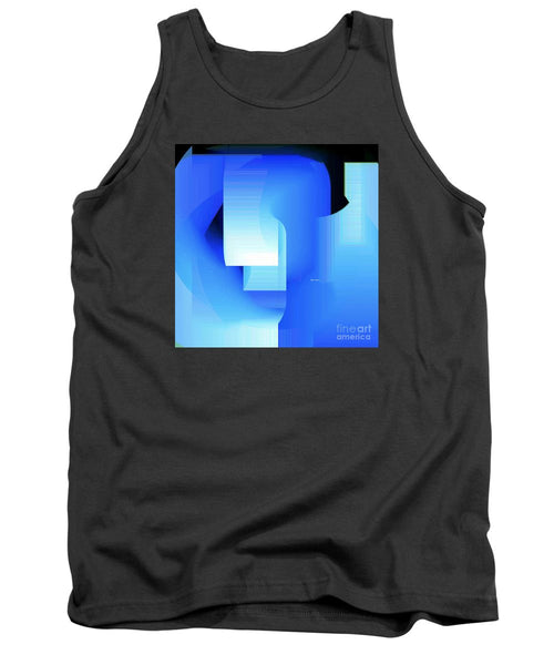 Tank Top - Abstract 9728
