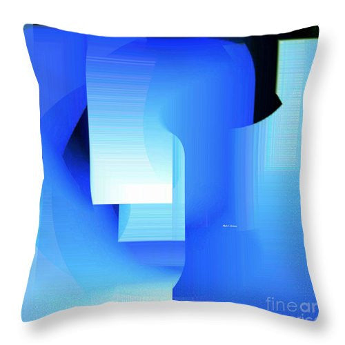 Throw Pillow - Abstract 9728