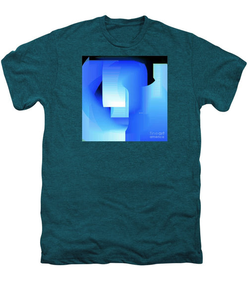 Men's Premium T-Shirt - Abstract 9728
