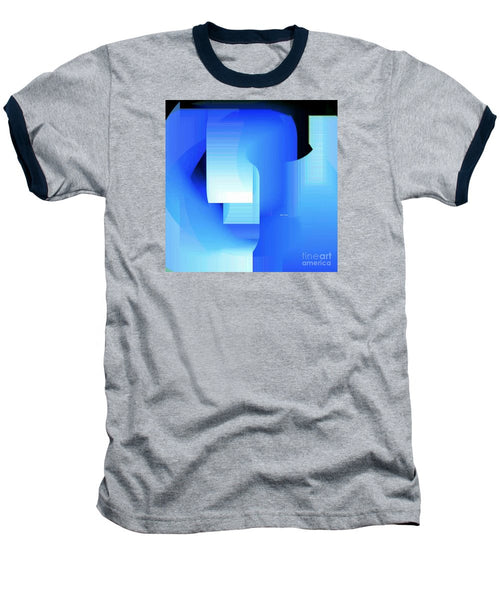 Baseball T-Shirt - Abstract 9728