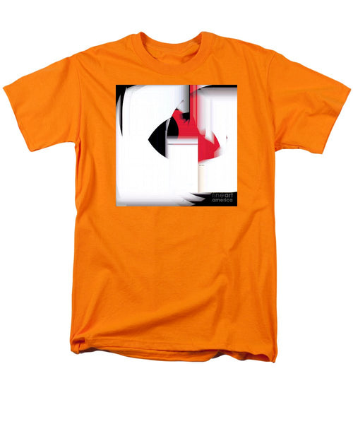 Men's T-Shirt  (Regular Fit) - Abstract 9733