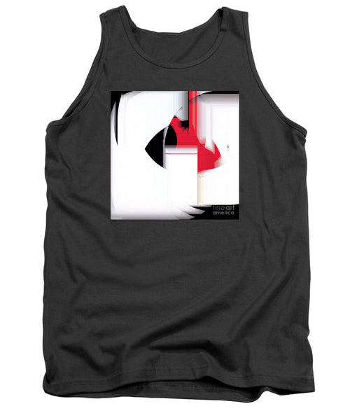 Tank Top - Abstract 9733