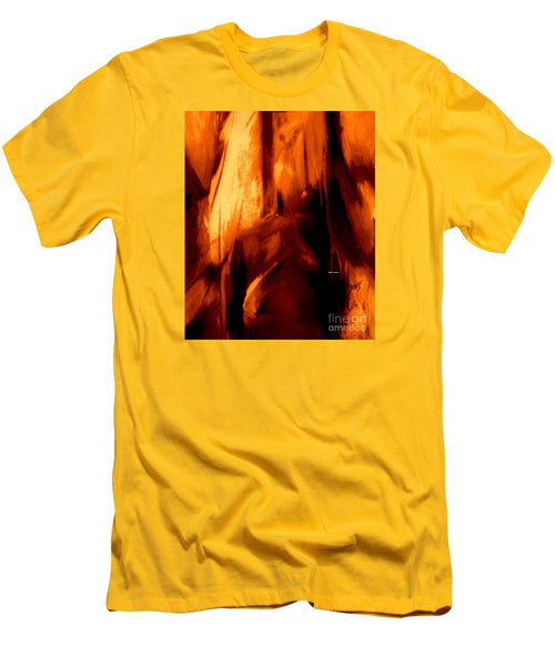 Men's T-Shirt (Slim Fit) - Abstract 9737