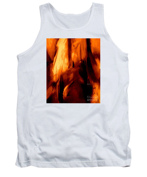 Tank Top - Abstract 9737