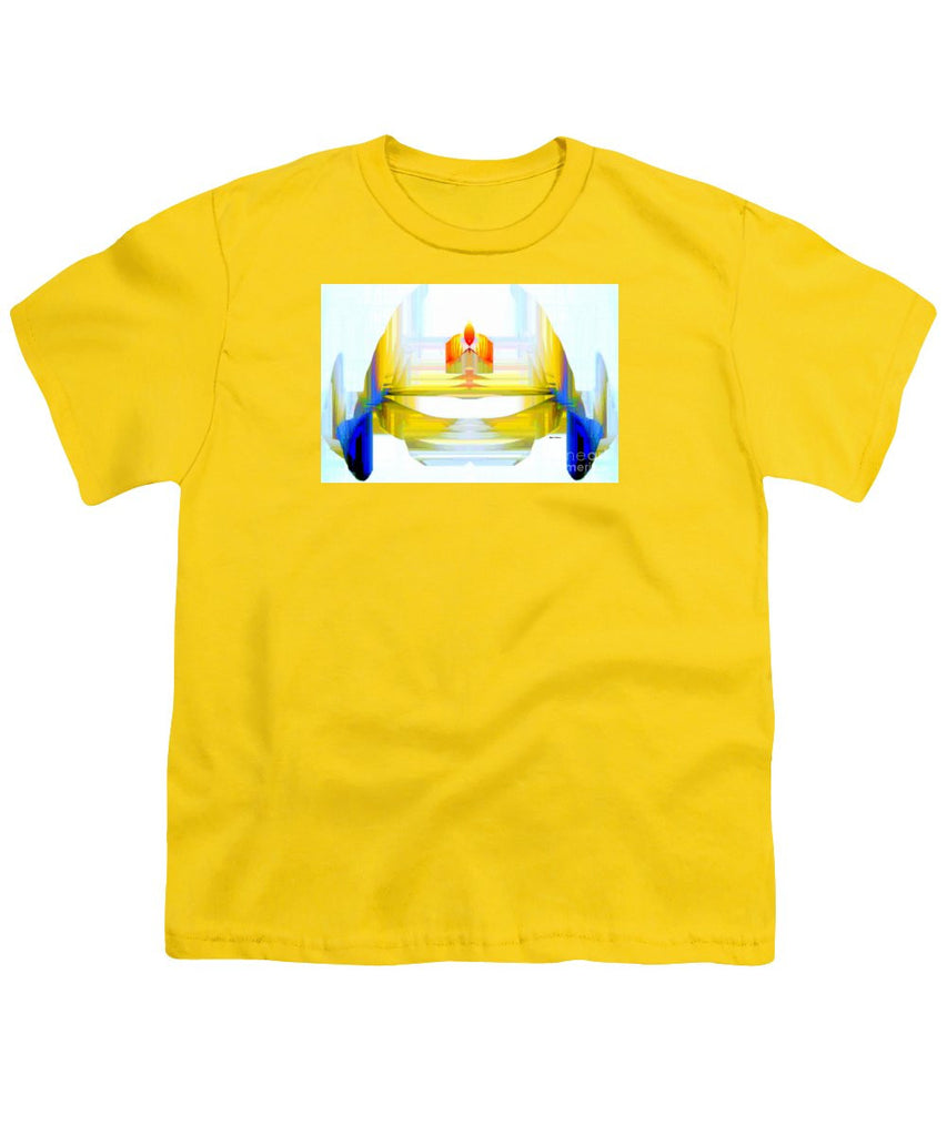 Youth T-Shirt - Abstract 9738