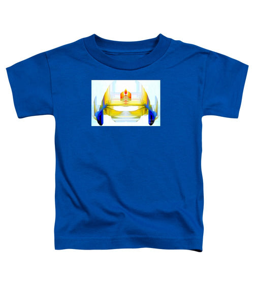 Toddler T-Shirt - Abstract 9738