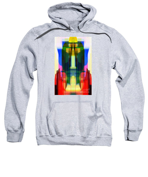 Sweatshirt - Abstract 9739