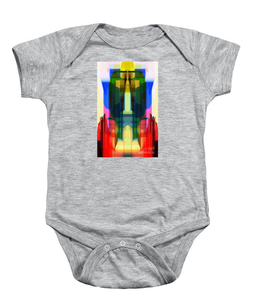 Baby Onesie - Abstract 9739