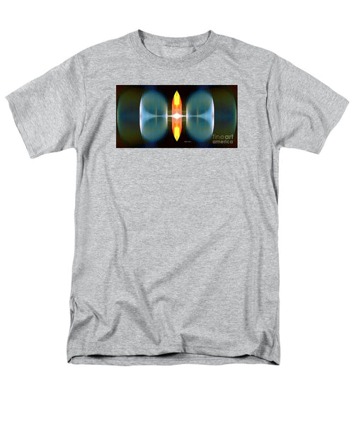 Men's T-Shirt  (Regular Fit) - Abstract 9740