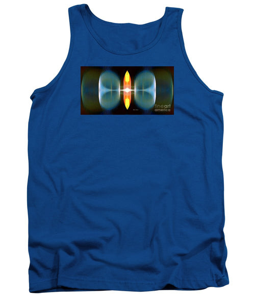 Tank Top - Abstract 9740