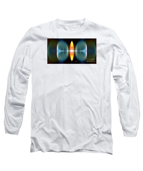 Long Sleeve T-Shirt - Abstract 9740