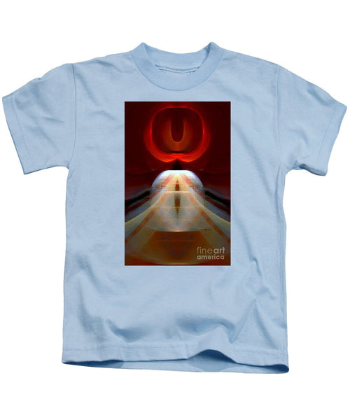 Kids T-Shirt - Abstract 9741