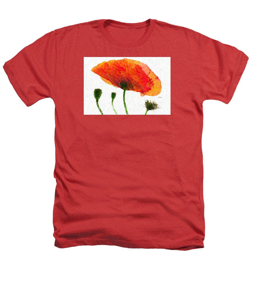 Heathers T-Shirt - Abstract Flower 0723