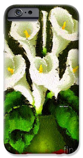 Phone Case - Abstract Flower 079