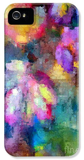 Phone Case - Abstract Flower 0800