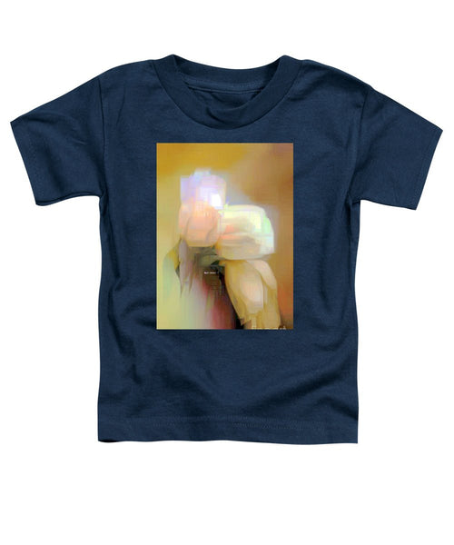 Toddler T-Shirt - Abstract Flower 9238