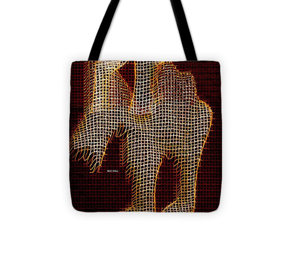 Tote Bag - Abstract Horse