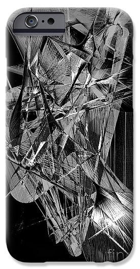 Phone Case - Abstract In Black And White 2