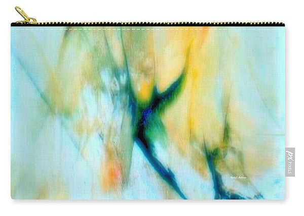 Carry-All Pouch - Abstract In Blue