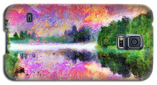 Phone Case - Abstract Landscape 0743