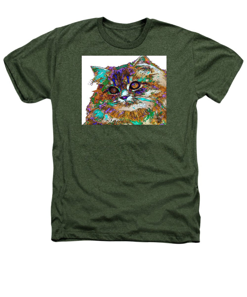 Heathers T-Shirt - Adele The Cat. Pet Series