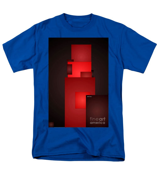 Men's T-Shirt  (Regular Fit) - All In Red