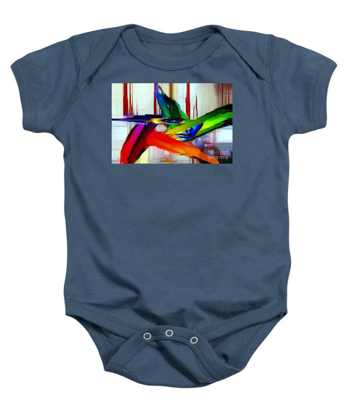 Baby Onesie - Behind The Glass