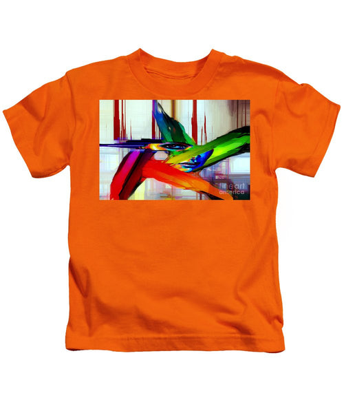 Kids T-Shirt - Behind The Glass