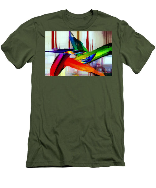 Men's T-Shirt (Slim Fit) - Behind The Glass