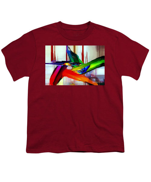 Youth T-Shirt - Behind The Glass